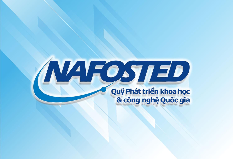 Nafosted - Quỹ phát triển khoa học và công nghệ Quốc gia